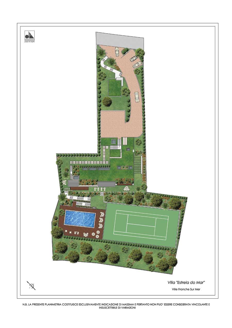 Planimetrie ville descrizione with planimetrie ville for Planimetrie della villa toscana