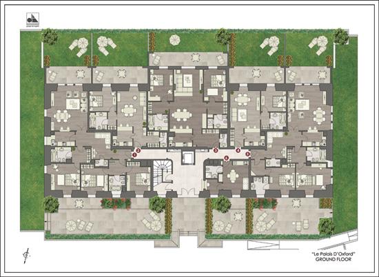Vendita appartamenti di prestigio e lusso a cannes for Aprire concept case in vendita