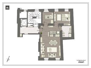 Palais de La Rose - Apartment no. 7